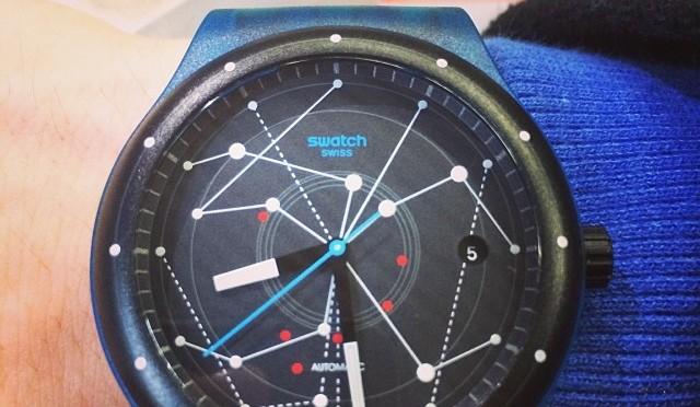 Sistem51, Eine Automatik Uhr für jederman