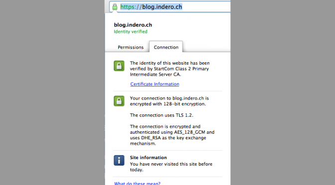Die eigene Webseite mit SSL absichern
